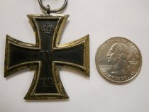 Image of Medal - Iron Cross, 2nd Class, 1914-18
