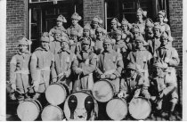 Image of Club Jacques Cartier, Drum and Bugle Corps, c.1940s