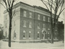 Image of Young Women's Home, Lewiston, 1911