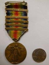 Image of Medal - US WWI Medal