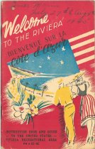 Image of Instructional Guide, Nice, France, 1945 - cover
