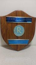 Image of Club Richelieu L/A plaque