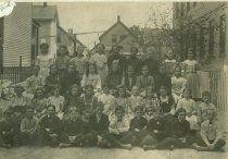 Image of Early Franco School - poss Little Canada, c1900s