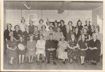 Image of Ladies of Ste Anne - St. Peter's,  Rev Leo Begin, (director)