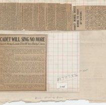 Image of Back w/ clippings