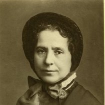 Image of A portrait of Catherine Booth.