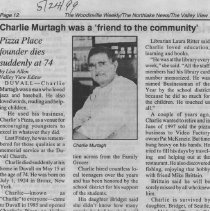 Image of 2009.1.004 - Newspaper Article
