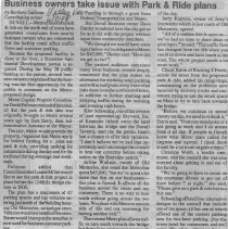 Image of 2009.1.005 - Newspaper Article