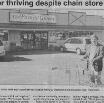Image of 2009.1.006 - Newspaper Article