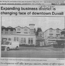 Image of Expanding business district