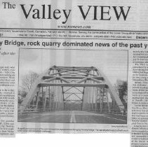 Image of Novelty bridge, duvall rock quarry 1