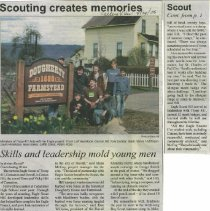 Image of Scouting Creates Memories