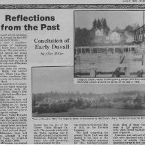 Image of 2009.1.051 - Newspaper Article