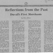 Image of 2009.1.055 - Newspaper Article