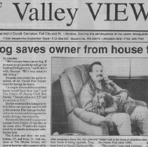 Image of 2009.1.26 - Newspaper Article