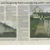 Image of Depot and Dougherty Farm considering public uses