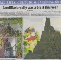Image of Sand Blast was a blast