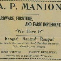 Image of A.P. Manion