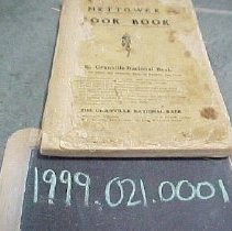 Image of 1999.021.0001 - Book, Instruction