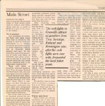 Image of Newspaper Article, Page 2