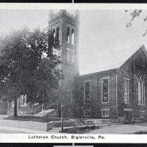 Image of Lutheran Church, Biglerville