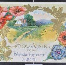 Image of Souvenir postcard