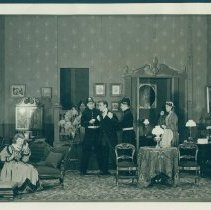 Image of Gettysburg H.S. theatrical production