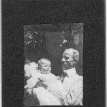Image of 3324.012 - Ralph Bluebaugh & Father