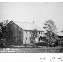 "Image of 5604.022 - ""Barrel Factory"" at Arendtsville, PA"""