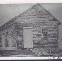 Image of 5604.084 - Log School House