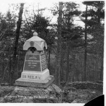 Image of 6626.196 - 119th Penn'a Inf., Big Round Top.