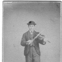 Image of Violin Player