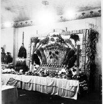 Image of St. Charles Fair Grain Display   - Topical Photos