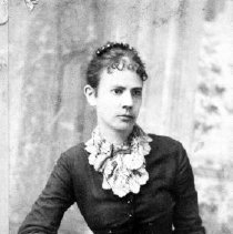 Image of Jacobs Family Unidentified Woman.