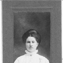Image of Mrs. Audrew Schlote - Dora Utlaut Schneider Collection