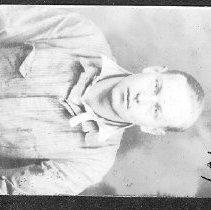 Image of Emil Osiek, photo for Chauffer's License 1930 - Osiek collection
