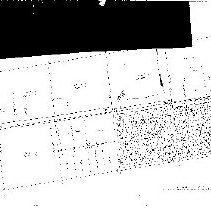 Image of Right of Way and Track Map Fort Ogden Extension