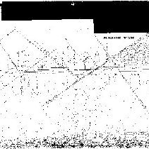 Image of Right of Way and Track Map Bradentown to Sarasota