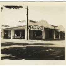Image of Newhall Chevrolet Company - 11/20/1936