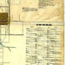 Image of Page 1, Southeast quadrant, Sanborn Fire Insurance Maps Sarasota, Florida