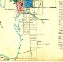 Image of Page 1, Southwest quadrant, Sanborn Fire Insurance Maps Sarasota, Florida