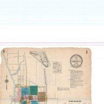 Image of Page one, Index, Sanborn Fire Insurance Maps Sarasota, Florida