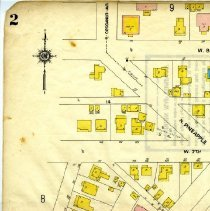 Image of Page 2, Northwest quadrant, Sanborn Fire Insurance Maps Sarasota, Florida