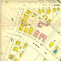 Image of Page 2, Southwest quadrant, Sanborn Fire Insurance Maps Sarasota, Florida
