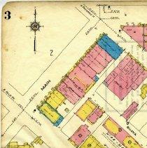 Image of Page 3 , Northwest  quadrant, Sanborn Fire Insurance Maps Sarasota, Florida