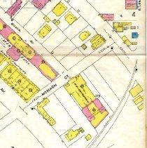 Image of Page 3,  Southeast quadrant, Sanborn Fire Insurance Maps Sarasota, Florida