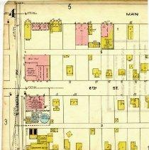 Image of Page 4, Northwest. quadrant, Sanborn Fire Insurance Maps Sarasota, Florida