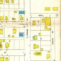 Image of Page 4, Southeast quadrant, Sanborn Fire Insurance Maps Sarasota, Florida