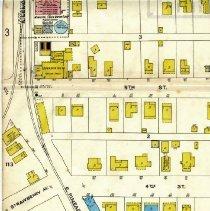 Image of Page 4, Southwest quadrant, Sanborn Fire Insurance Maps Sarasota, Florida