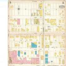 Image of Page 5, Sanborn Fire Insurance Maps Sarasota, Florida